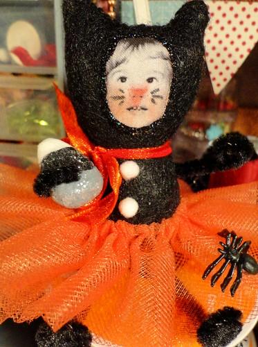 halloween kitten 2