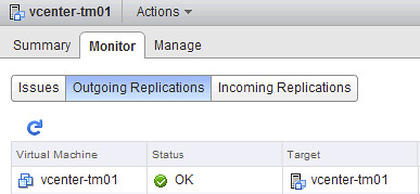 Install, configure and use vSphere Replication (Back to Basics)