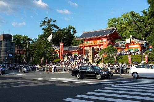 2012夏日大作戰 - 京都 - 八坂神社 (1)