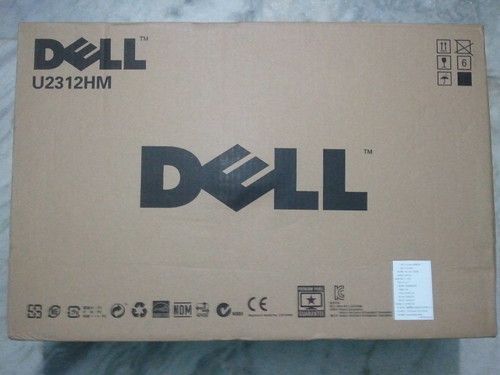Dell 2312 HM Unboxing screenshots