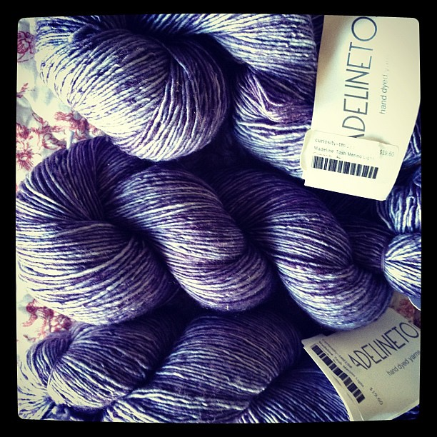 Madeline Tosh Merino Light