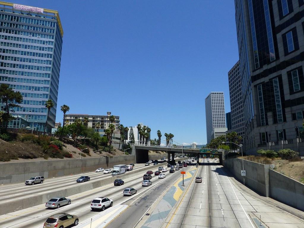 LA traffic (USA 2012)