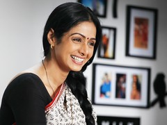 [Poster for English Vinglish with English Vinglish, Sridevi, Adil Hussain, Priya Anand, Gauri Shinde]