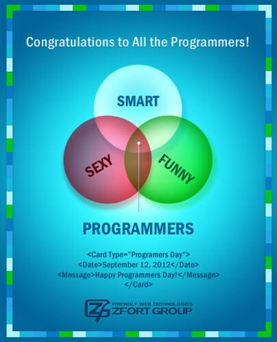 Happy Programmer's Day!
