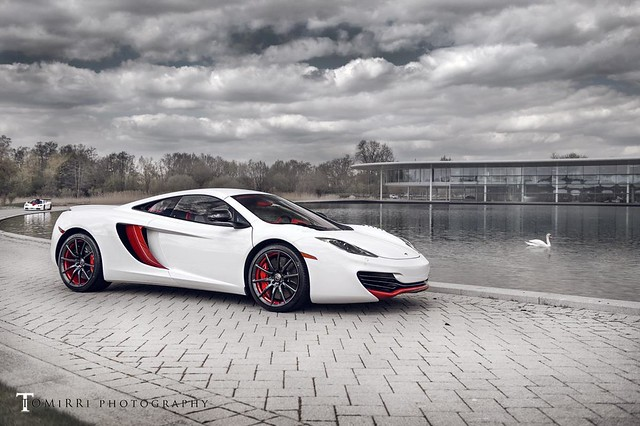 McLaren MP4-12C Bespoke Project 8