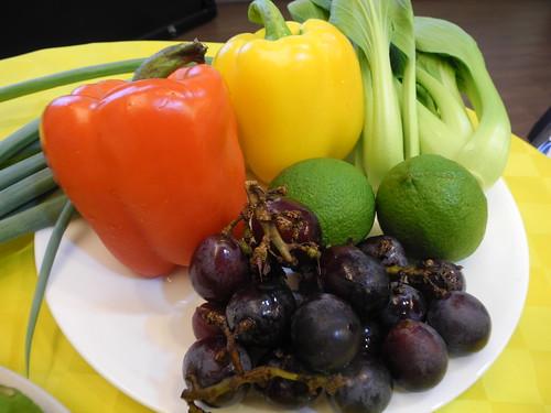 巨峰葡萄、彩椒,都殘存多項農藥,消費者能安心嗎?