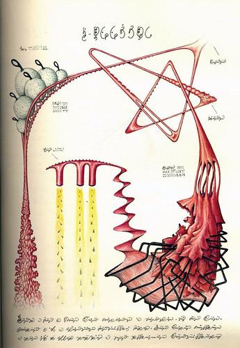 020-Codex Seraphinianus -1981- Luigi Serafini