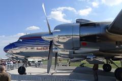 Front: Douglas DC-6B