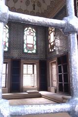 Sala en Topkapi