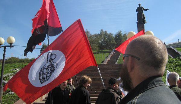 Марш миллионов в Казани