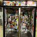 Wallz Gallery sticker combo by SKAM sticker