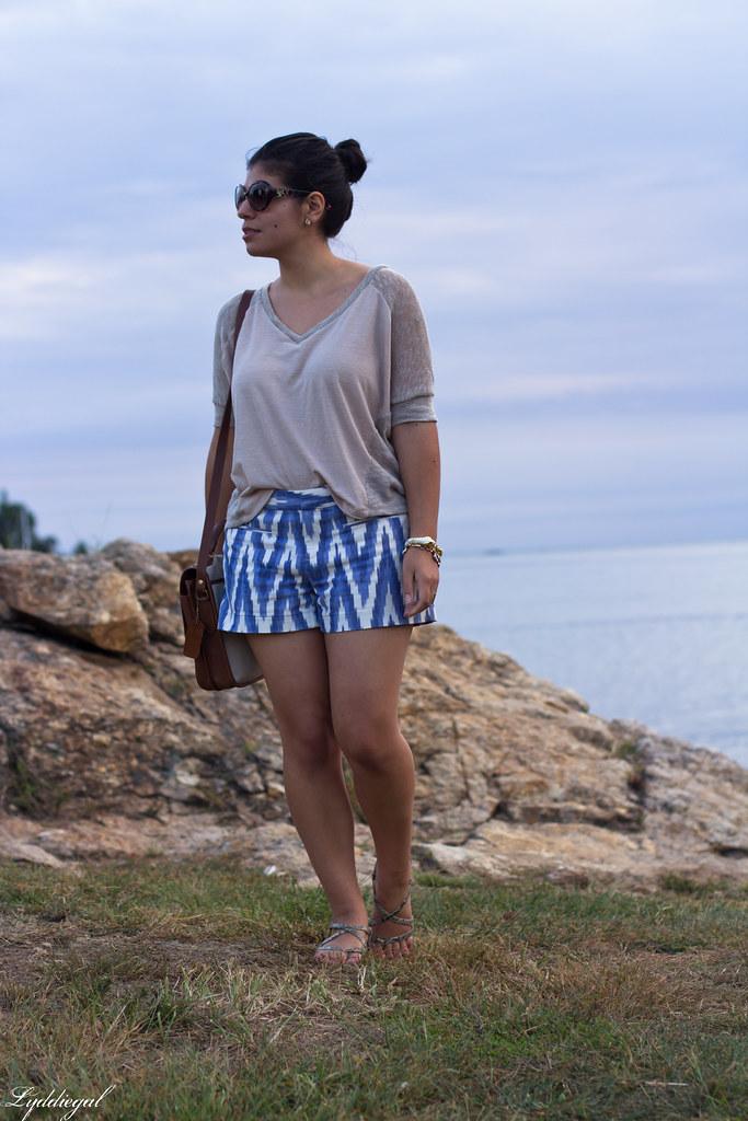 ikat shorts 4