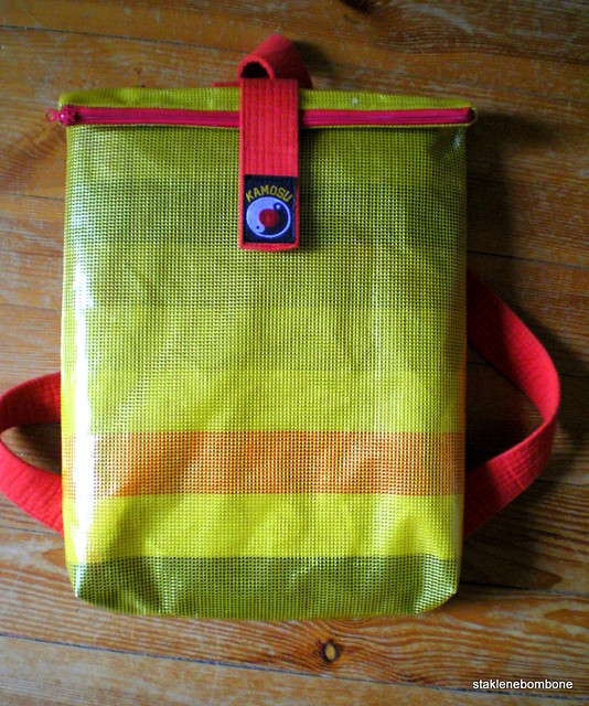 laptop backpack DIY