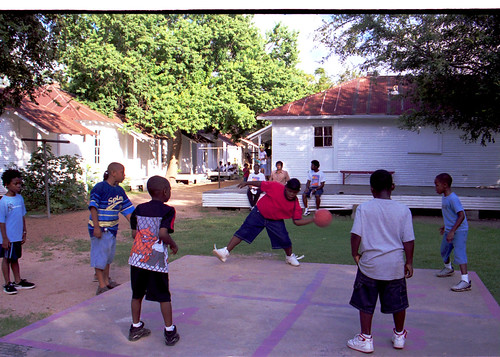 kids at PRH (courtesy of Third Ward TX, a documentary film about PRH)