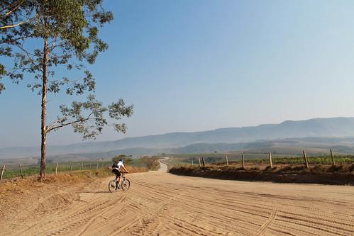 Trilha de Mountain Bike - Charqueada - Cachoeira do Saltão - Por Pedro Barreto