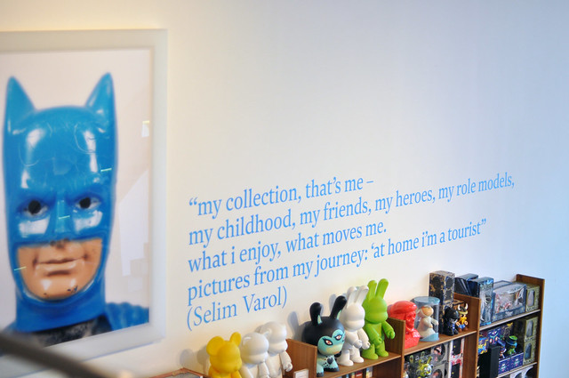 Art & Toys - Selim Varol collection at Me Collectors Room Berlin