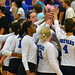 BC Volleyball vs Anderson 2012