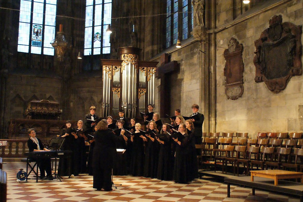 Homestead High School Kammerchor 2010 Tour of Germany and Austria
