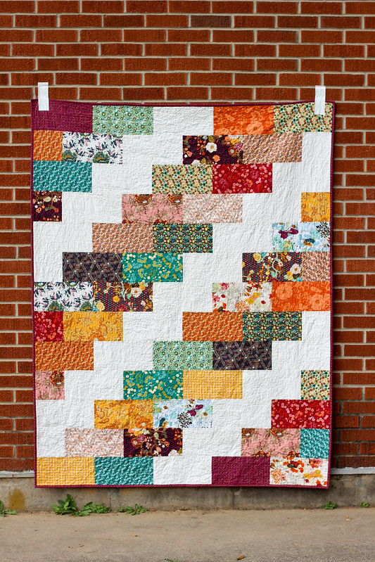 In Color Order: Side Braid Quilt Pattern : braid quilt pattern - Adamdwight.com