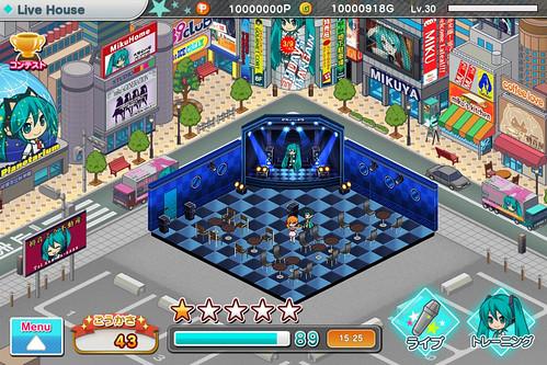 120920 - SEGA官方免費「iOS & Android」育成遊戲《初音未來 Live Stage Producer》情報公開,今年秋天正式上架! (5/7)