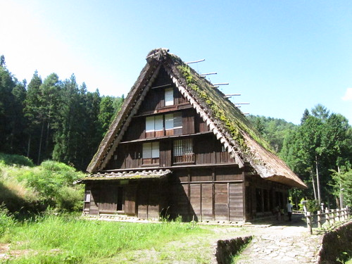 Hida no Sato (Hida Folk Village), Takayama