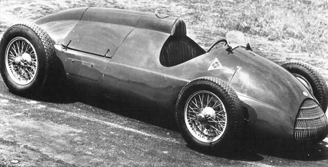 1940 Alfa Romeo 512 (rear-engined)