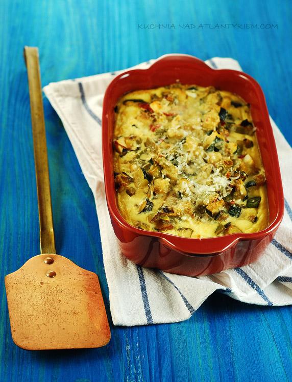 zucchini green beans casserole