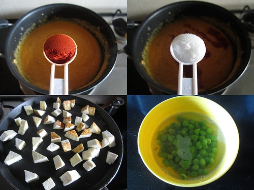 Instant Paneer Curry-step3