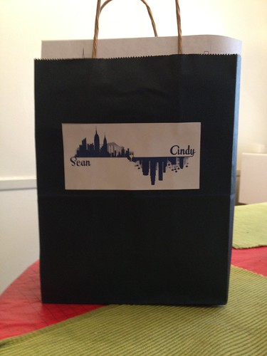 Welcome Bags for the Out-of-Towners