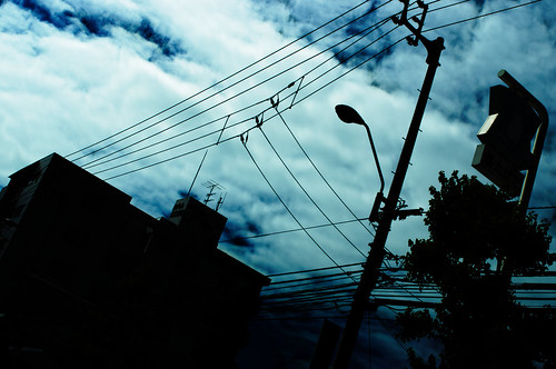 sky postprocessed japan dark gimp crop casual wacom ufraw freephoto nocopyright freeimage darktheme nikkor35mmf14ais wacombamboo cc0 d5100 wacombamboocth460 handpostprocessing
