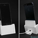 LEGO iPhone 5 Charging Dock by bruceywan