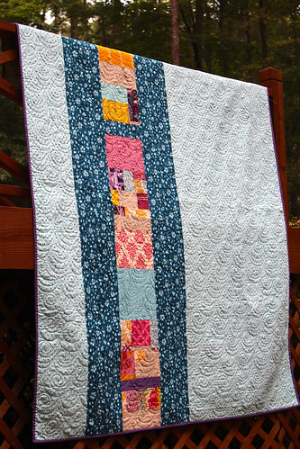 Maggie's Quilt Back