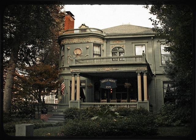 The William P. Nicolson House at 821 Piedmont Ave. in Atlanta, Georgia