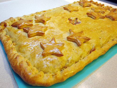 Daring Bakers, September: Empanada Gallega
