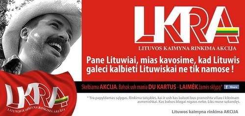 Linksmas savaitgalis #20 Lituwis kalbiek Lituwiskai!