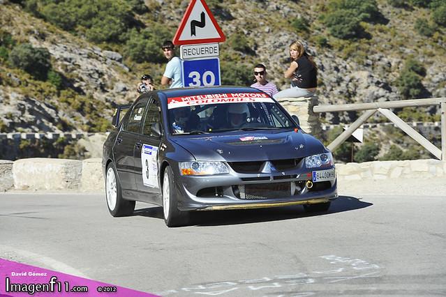 """""""Oscar Gil, Rallye sierra de cádiz 2012"""""""