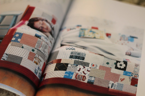 Quilt from Patchwork Style by Suzuko Koseki