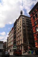 Streets in Soho