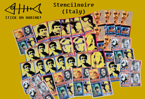 Stencilnoire (Italy) by Stelleconfuse