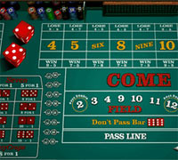 Craps Betting System