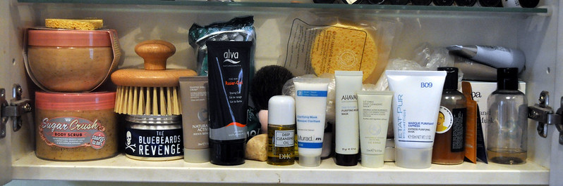 whats in my bathroom cupboard 3