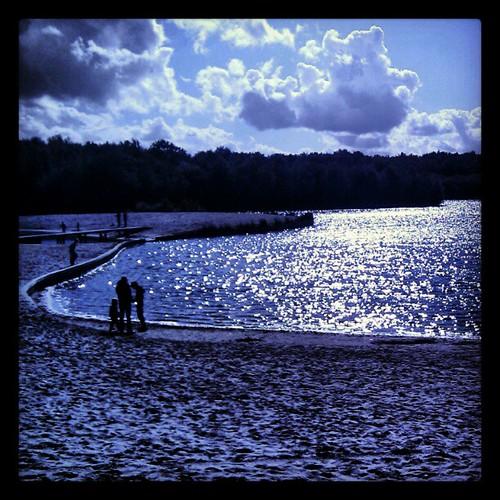 Schoonhoven #clouds #water