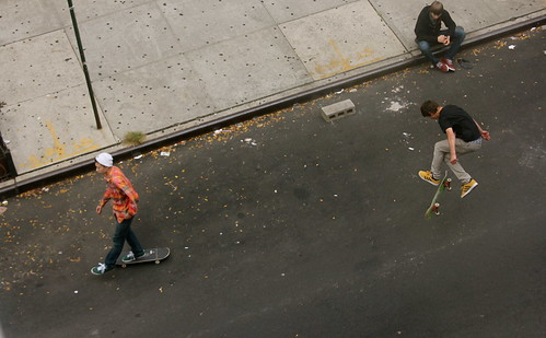 Displaced Skaters, Eleventh Street
