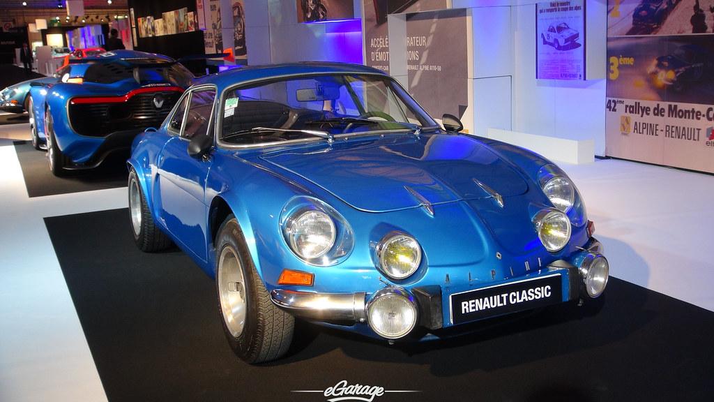 8037668682 2e896325ec b 2012 Paris Motor Show Renault Classic