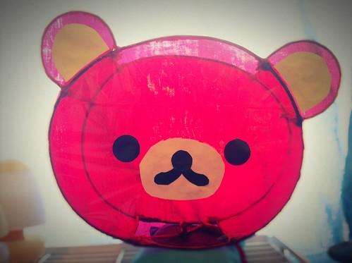 我的100% DIY 燈籠完成了! ☆*:.。. o(≧▽≦)o .。.:*☆
