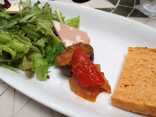 ランチの前菜@Fritto (フリット)