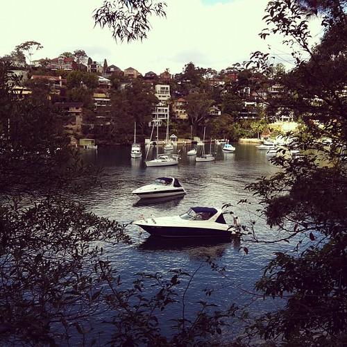Quintessential Sydney.