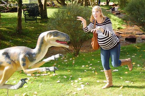 Pregosaurus Rex