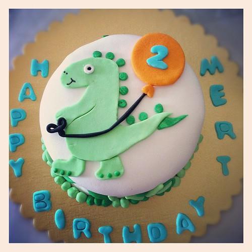 Dinosaur birthday cake by L'Atelier De Ronitte by l'atelier de ronitte