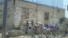 One of the buildings under 60,000 dollars being built in Dakar. Credit: Fatuma Camara/IPS